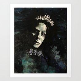 Cusp Art Print