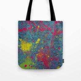 Fluorescent Dream Tote Bag