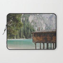Braies Lake #2 Laptop Sleeve