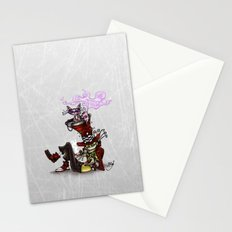 The Mad Mad Hatter Stationery Cards