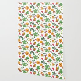 Autumn Forest Colours Wallpaper