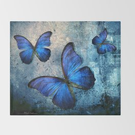 butterfly Throw Blanket