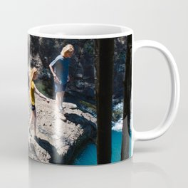 Wild Waterfalls 01 Coffee Mug