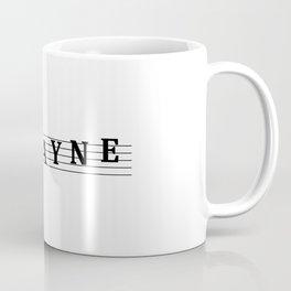 Name Dwayne Coffee Mug