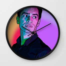 Panic! At The Disco Wall Clock