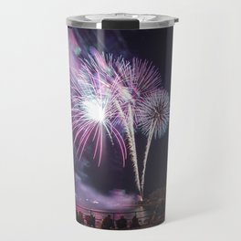 Gloucester Fireworks Travel Mug