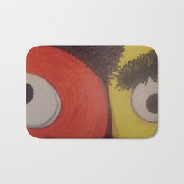 Hey Bert! Bath Mat