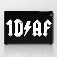 1d iPad Cases featuring 1D AF by kendrawcandraw