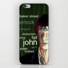Deduction iPhone & iPod Skin