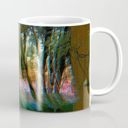 Trippy Trees Coffee Mug