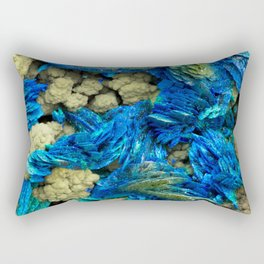 azurite  Rectangular Pillow