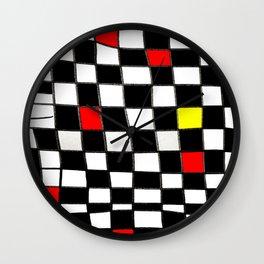 Super duper Chef Wall Clock