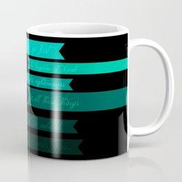 FIRST (MATTHEW 6:33) Coffee Mug