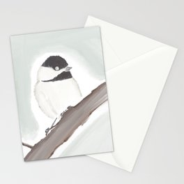 Maine • Chickadee Stationery Cards