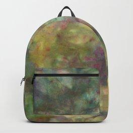 Deep Green Jungle Backpack