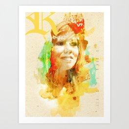 RELA Art Print