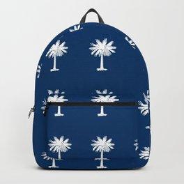Palmetto 2-palms,drupe,sabal,swamp,cabbage,abanico,drupa,palmera Backpack