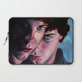 Brothers of the Head Laptop Sleeve