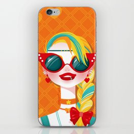 Bitch Please: Sailor Venus iPhone Skin