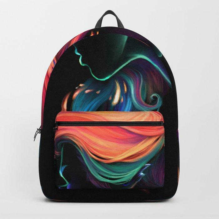 Deep Sea Neon Backpack