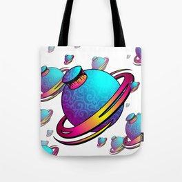Planet P Tote Bag