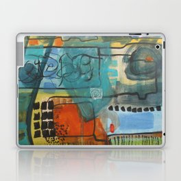 Magic carpet - Tapis volant Laptop & iPad Skin