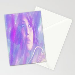 Jennifer Lawrence Stationery Cards