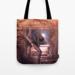 Unexplained lost space Tote Bag