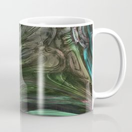 Distortion Mirror Coffee Mug
