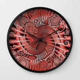 Funky twist 16316 Wall Clock