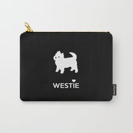 Cute Little Westie Carry-All Pouch