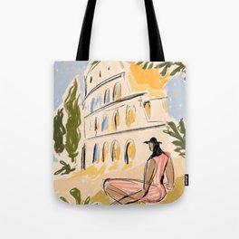 When in Rome Tote Bag