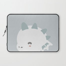 Baby Dragon Blue Laptop Sleeve