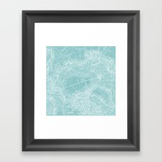 Polar Chill Framed Art Print