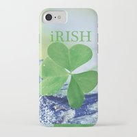 irish iPhone & iPod Cases featuring iRISH by Love2Snap