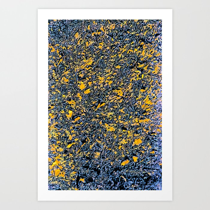 Field of Flowers Art Print