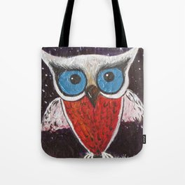 Midnight Owl Tote Bag