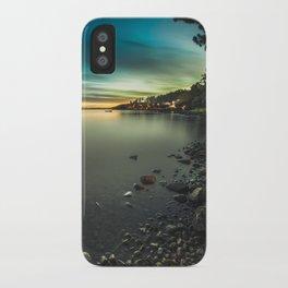 I had my reasons iPhone Case
