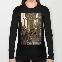 House of Nexsa Long Sleeve T-shirt