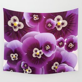 Violette Wall Tapestry