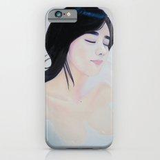 Re-Created Girl in Bath by Robert S. Lee iPhone 6s Slim Case