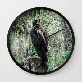 Looking for New Prey Wall Clock