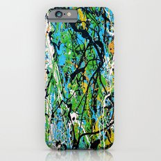 Echoed Splatter Slim Case iPhone 6s