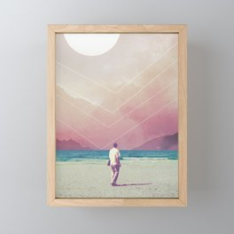 Someday maybe You will Understand Framed Mini Art Print
