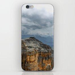 Alpine view iPhone Skin