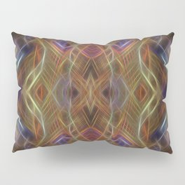 Journey To The Centre Of A Thoughtwave Pillow Sham