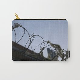 Barbed Wire Sky Carry-All Pouch