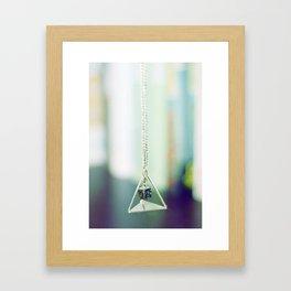 Piedra filosofal Framed Art Print