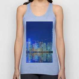 Welcome to Hightech City Unisex Tank Top