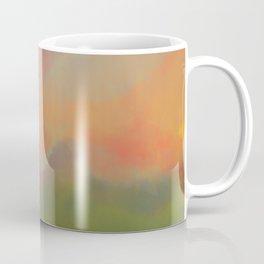 Fiery Morning Coffee Mug